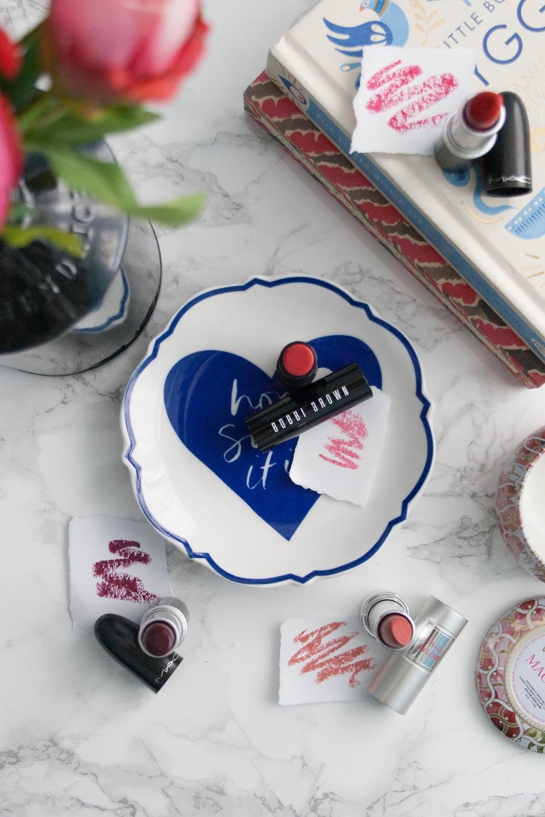 Ghenet Actually || 4 Favorite Lipsticks