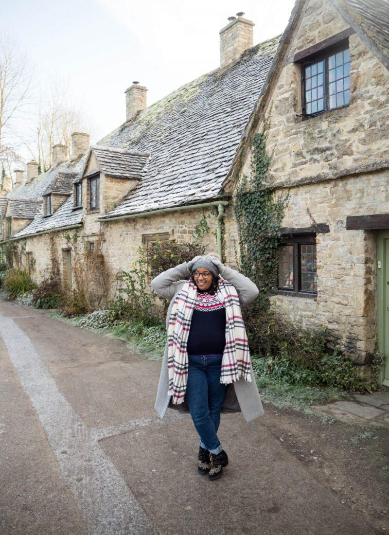 A Christmassy Weekend in the Cotswolds