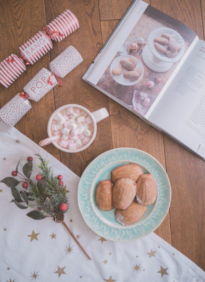 Recipe || Christmas Spice Madeleines