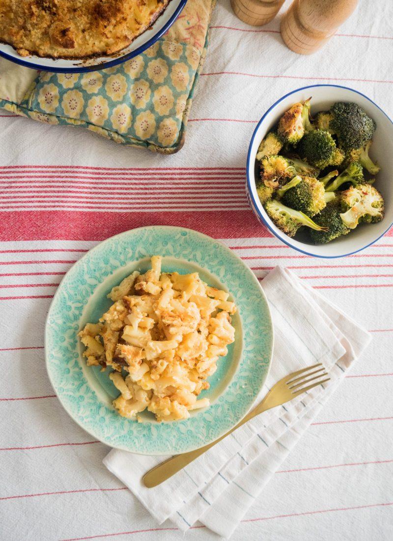 Recipe    Warm and Cozy Mac'n'Cheese