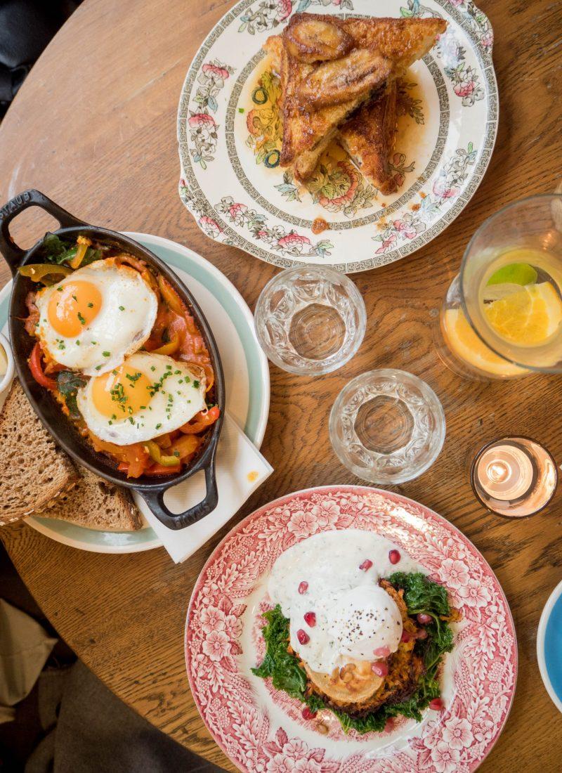 Exploring London: Eggbreak