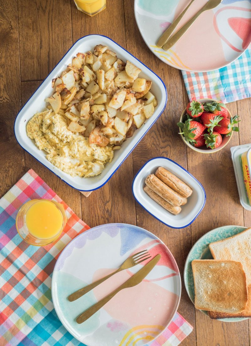Recipe    The Perfect Sunday Brunch