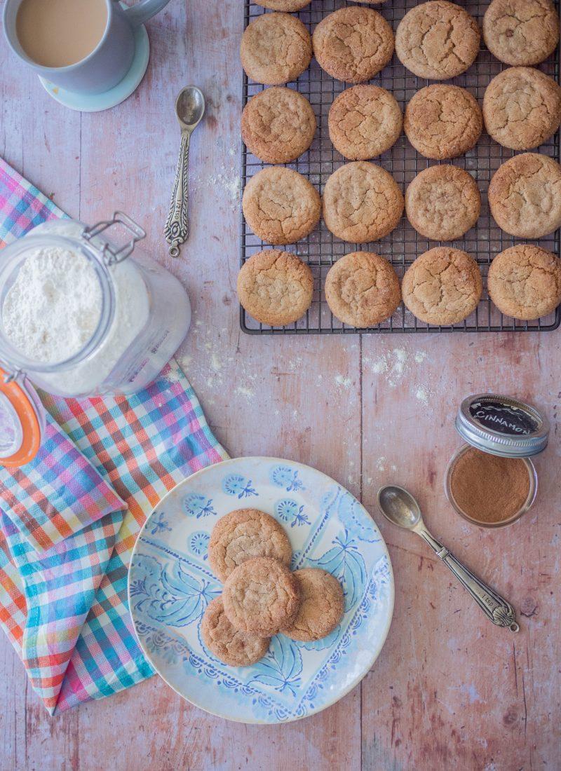 Recipe || Ghenet's Famous Snickerdoodles