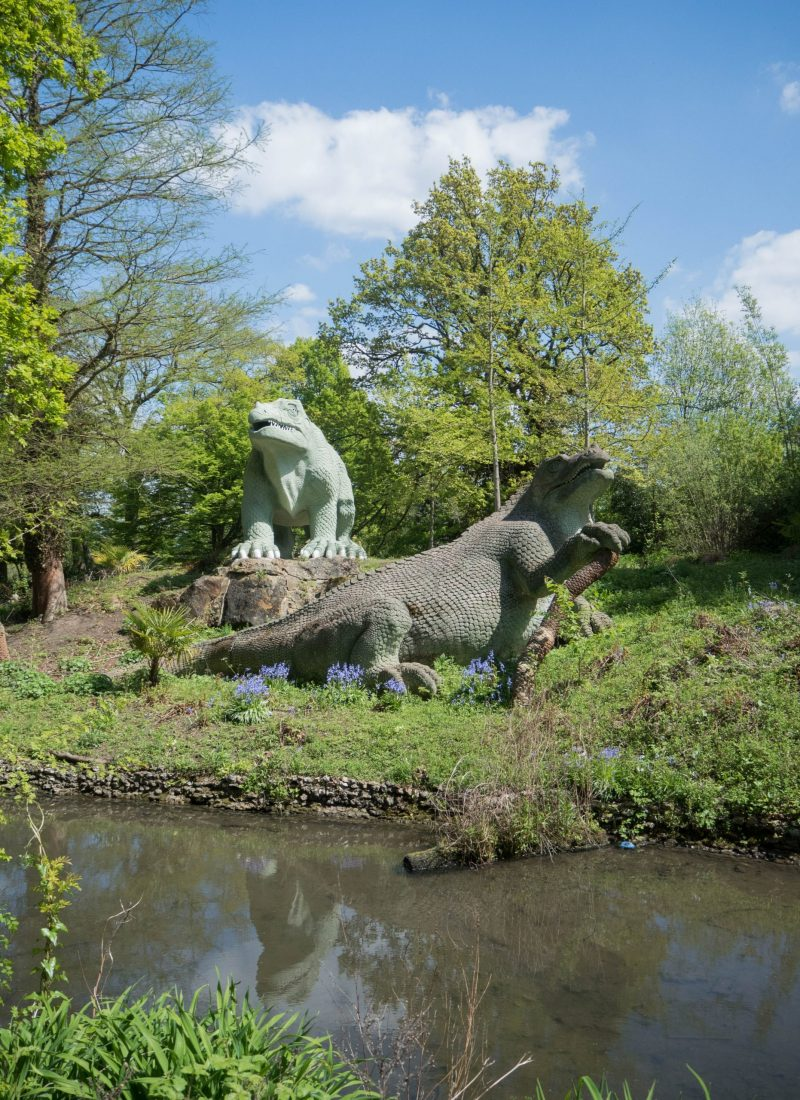 Exploring London: Crystal Palace