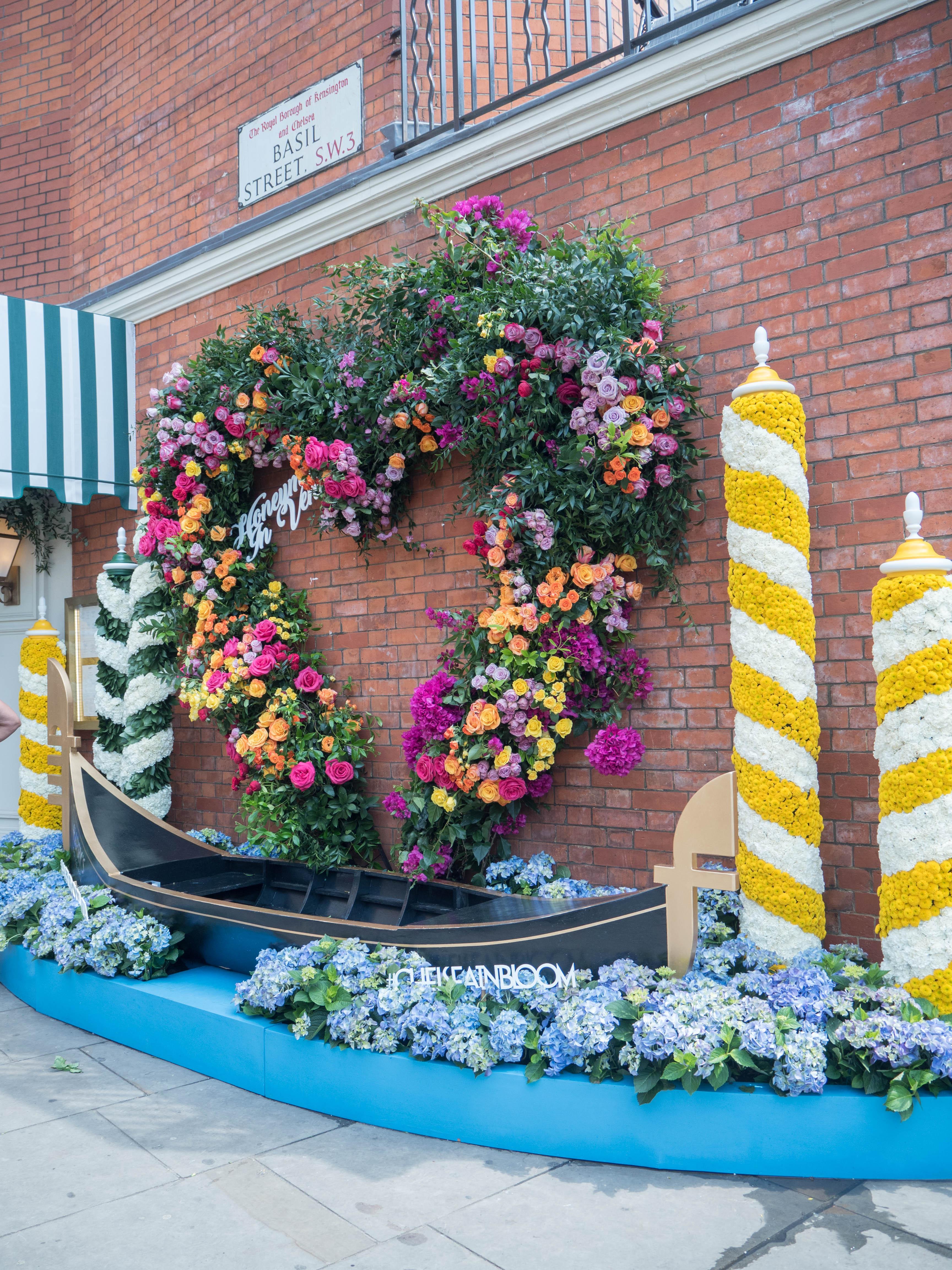 Ghenet Actually    Chelsea in Bloom