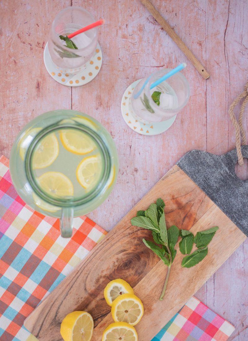 Recipe    Summery Lemonade