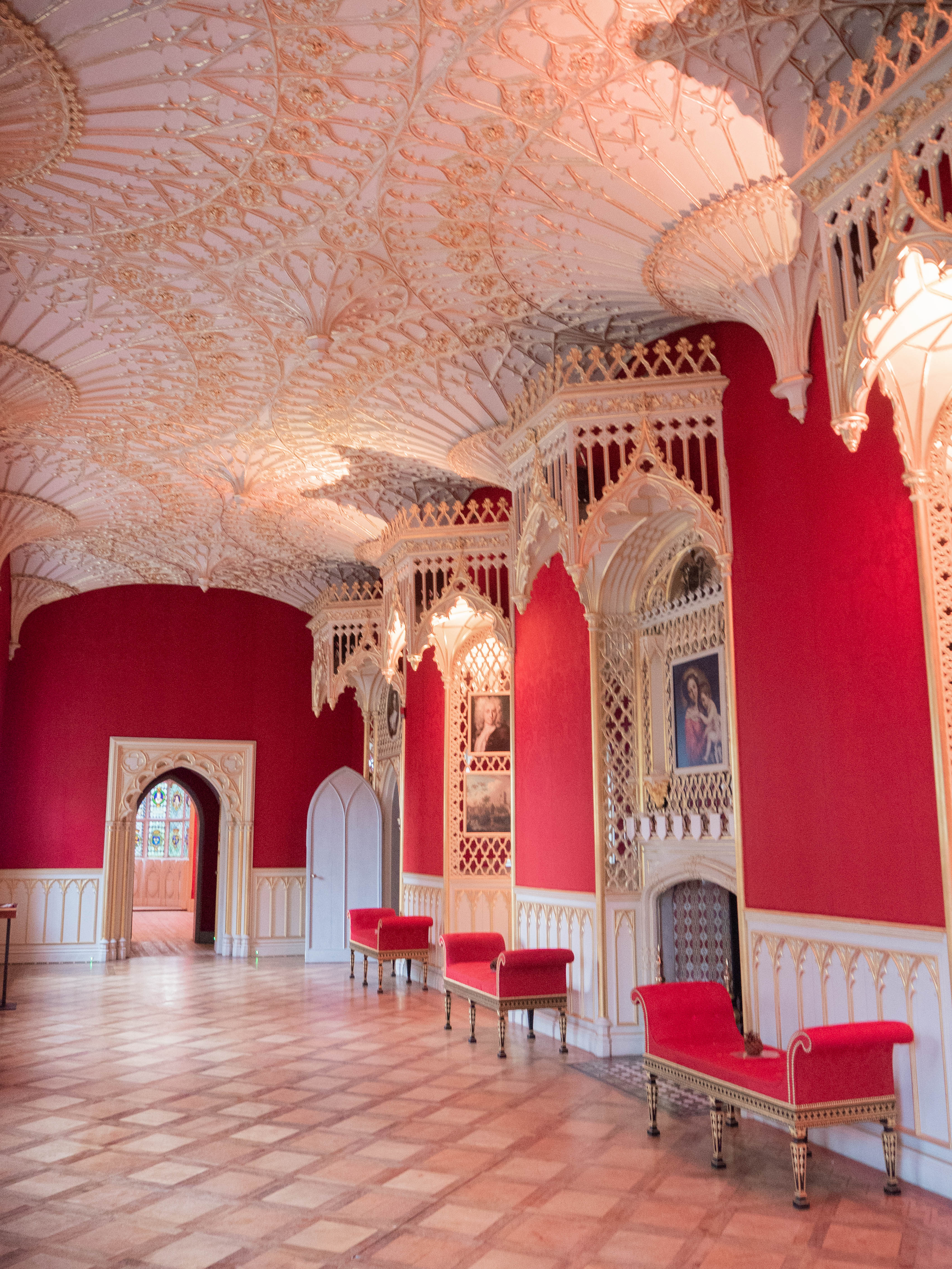 Ghenet Actually    Strawberry Hill House