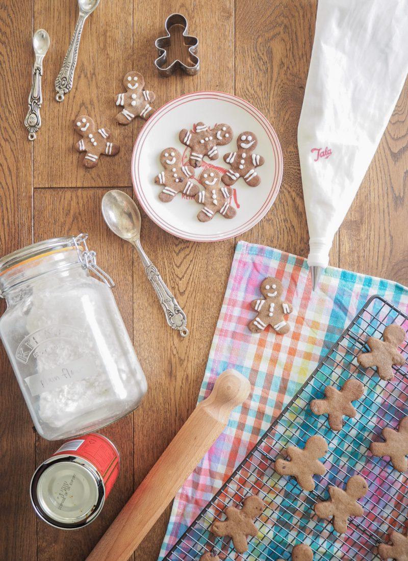 Recipe    Kim-Joy's Ginger Biscuits