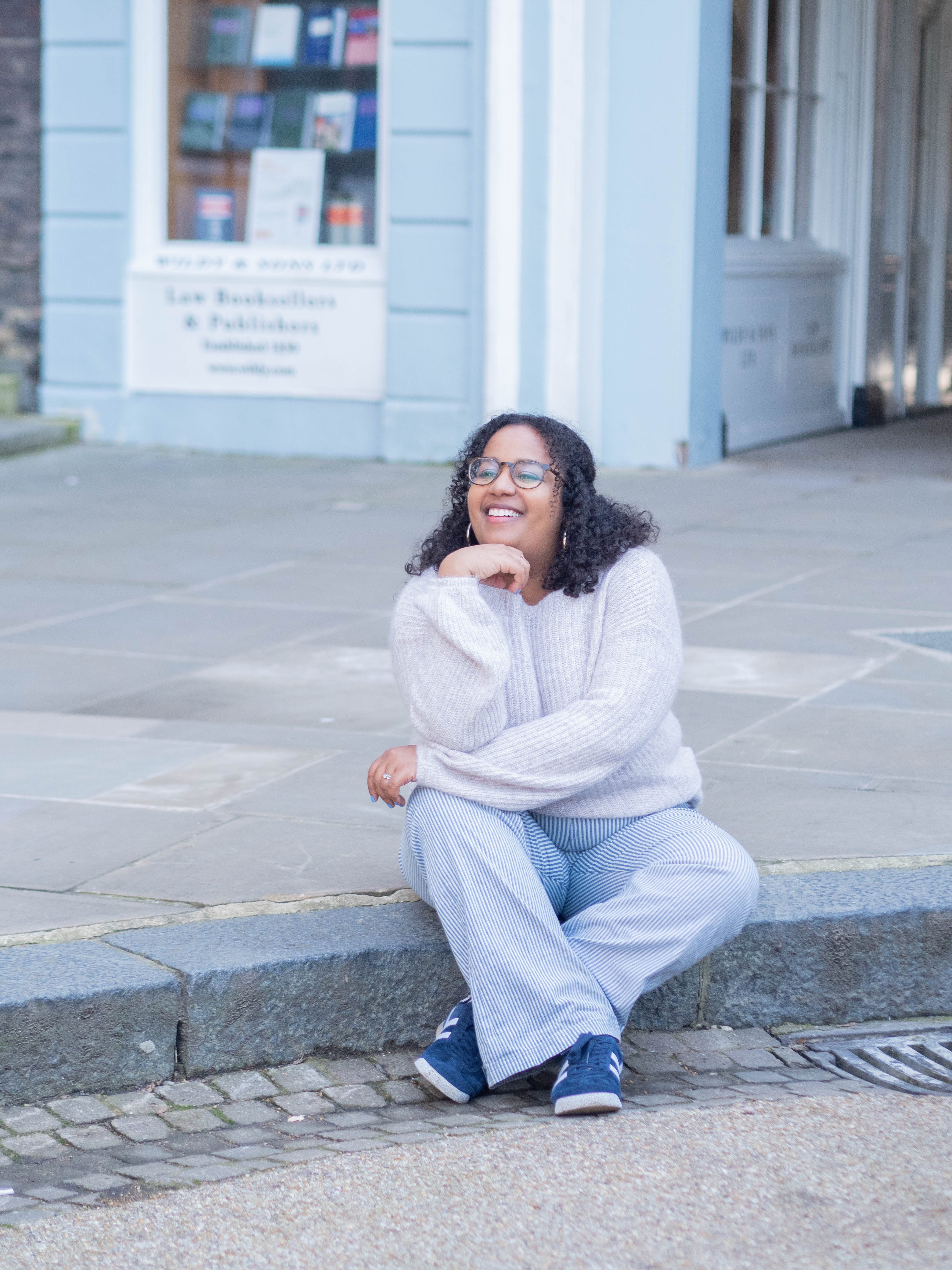 Ghenet Actually || Living As An African American Woman in The UK