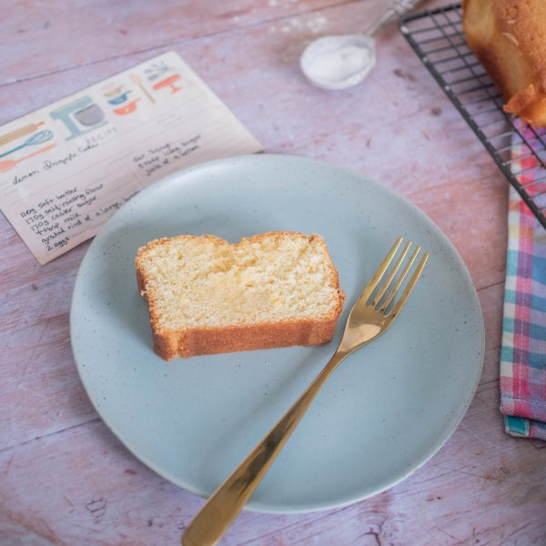Recipe || Lemon Drizzle Cake
