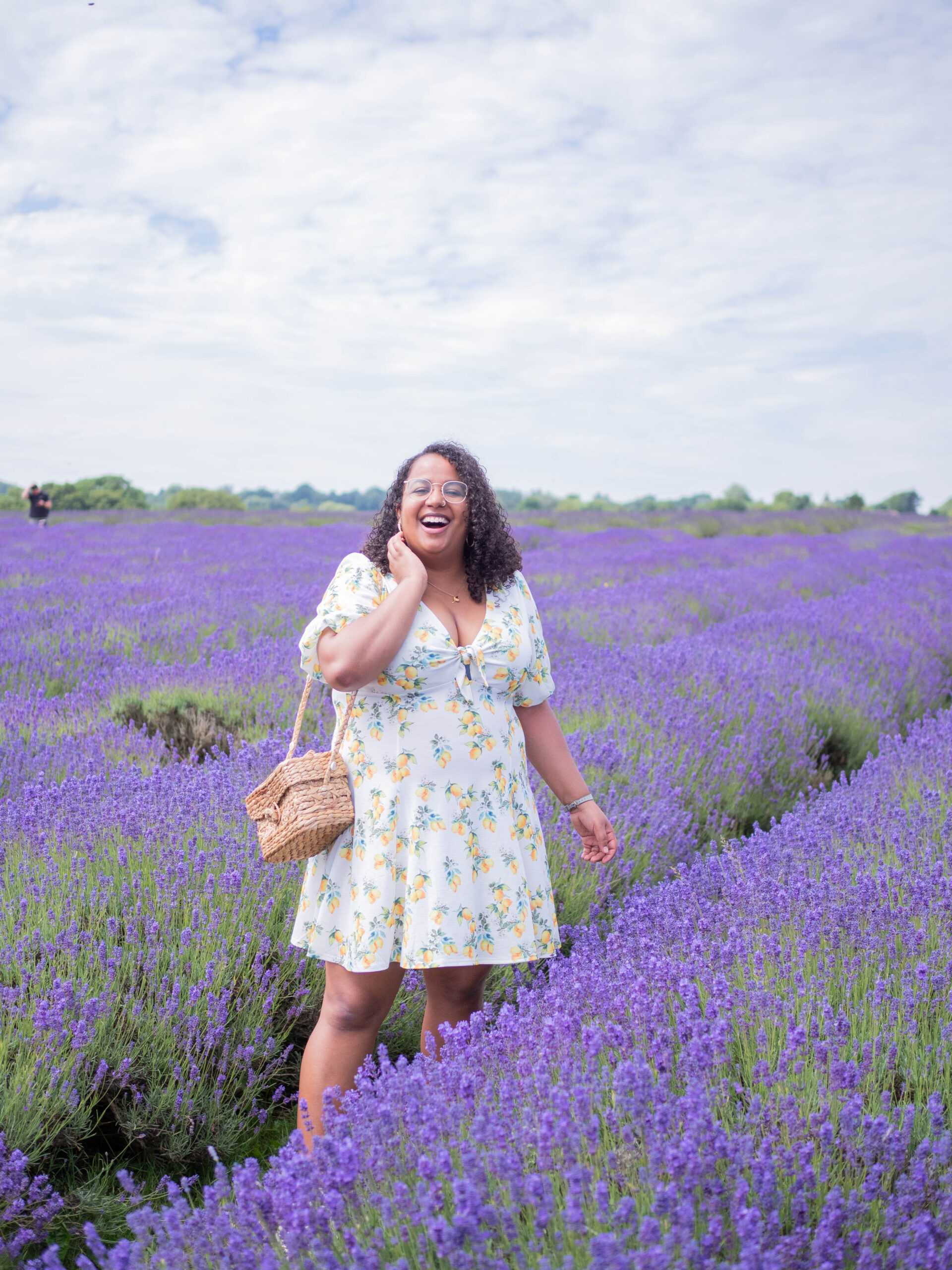 A Trip to Mayfield Lavender Farm